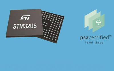 STMicroelectronics STM32U5 general-purpose microcontroller