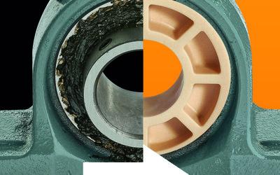 igus igubal spherical ball bearings