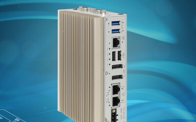 Neousys POC-400 ultra compact fanless embedded PC