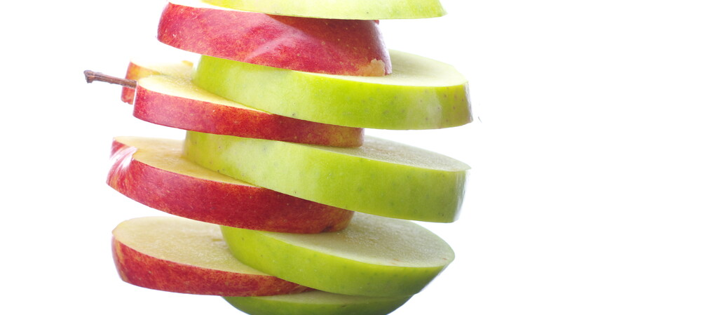 Machinery boosts apple processing output