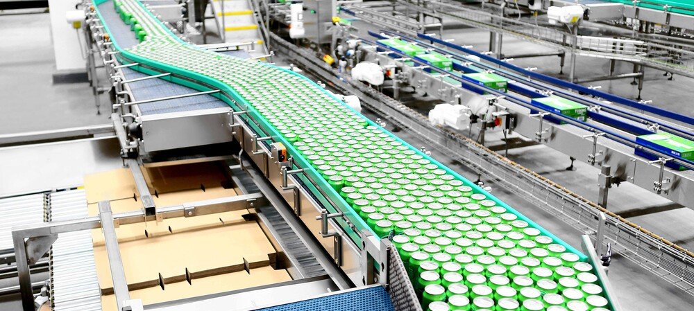 Streamlined canning line concept: Carlsberg projects in China