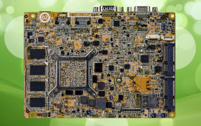 iEi WAFER-BT-E38001W2 single-board computer