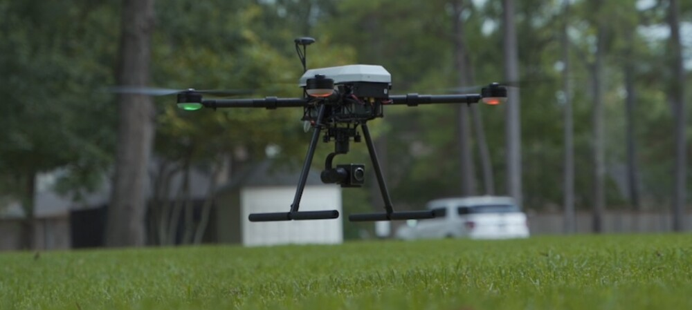 Drone deployment to prepare first responders