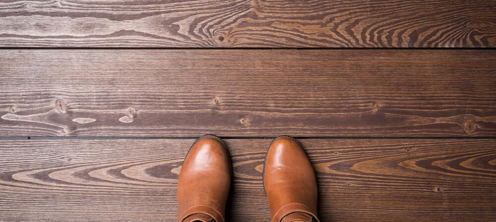 Harvesting energy from wooden floors