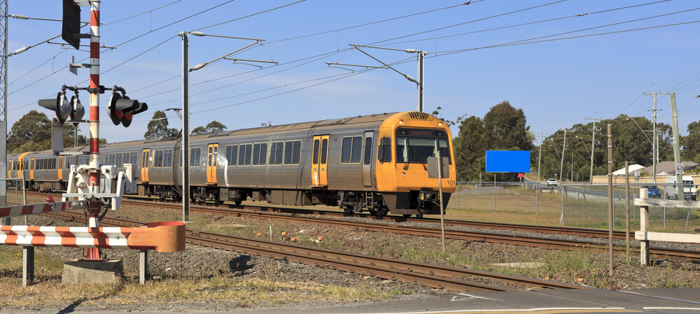 Software developed to enhance rail level crossing safety