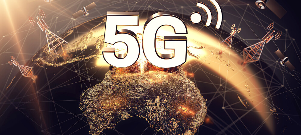 What role will 5G play in delivering critical communications?