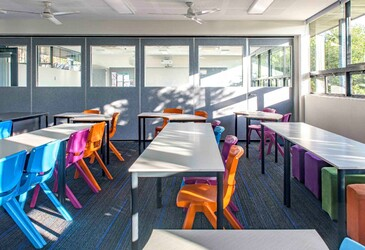 Air quality insurance program for NSW schools